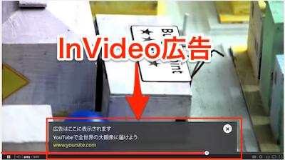 InVideo広告